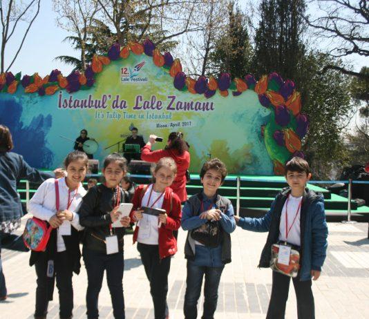 Emirgan Lale Festivali